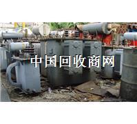 江苏常年回收旧变压器