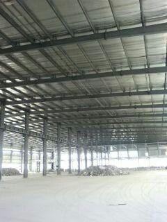 出售大型二手钢结构厂房、库房