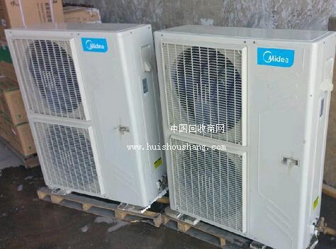 590美的5p中央空调室外机