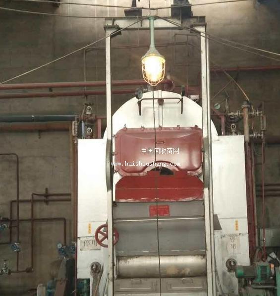 廊坊急出售2吨燃煤锅炉