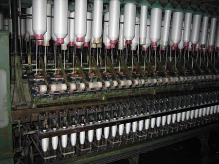 山东东营市利津县二手细纱机 回收-废旧细纱机 回收-报废细纱机 回收