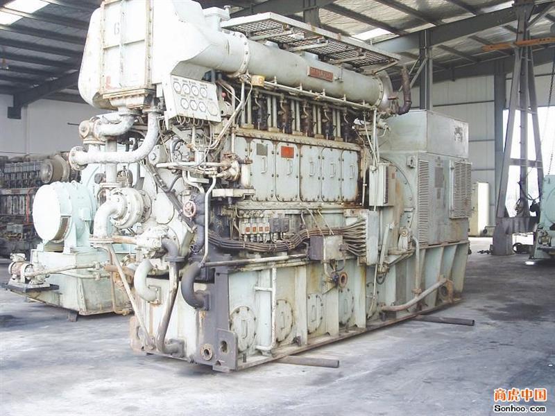 吉林发电机组回收—长春发电机组回收