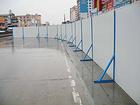 广西彩钢板围栏厂家直销——彩钢板围栏行情价格