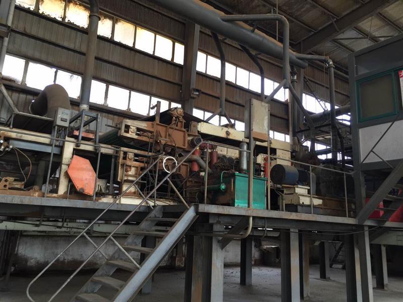 南京出售一套生产胶合板的生产线