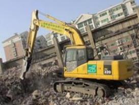 新疆长期承接厂房拆除