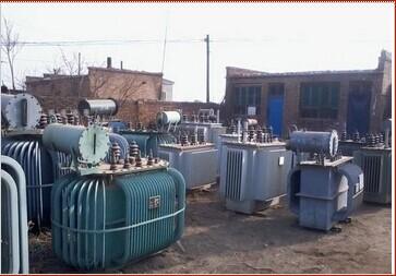河北唐山二手变压器回收价格