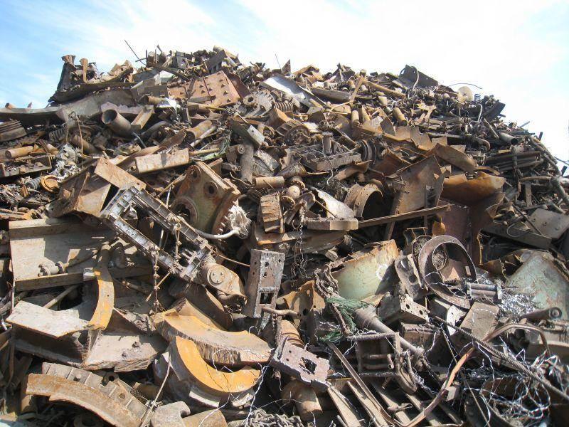 甘肃定西安定区废钢回收