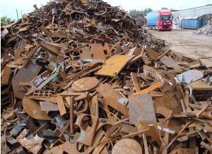 甘肃定西岷县废钢回收