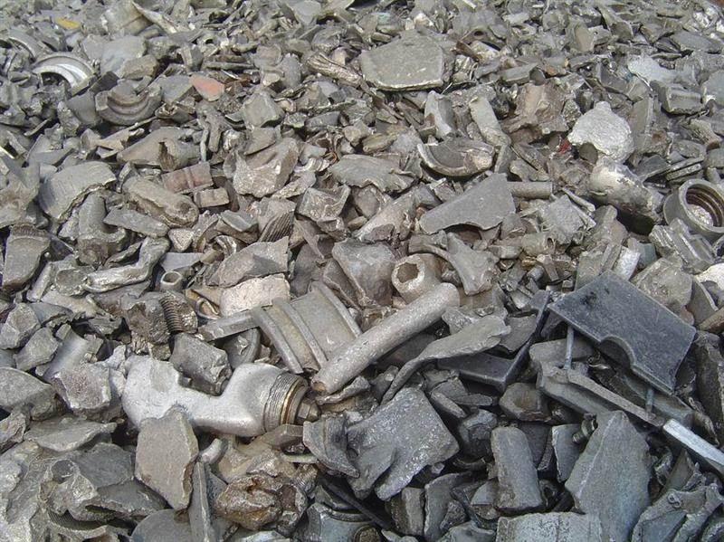 海南海口市龙华区废铝回收