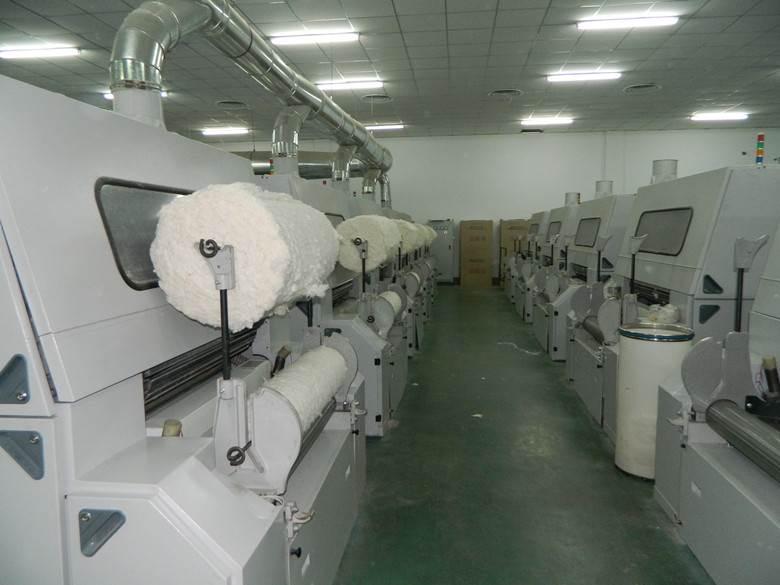 内蒙古乌兰察布盟二手梳棉机回收价格