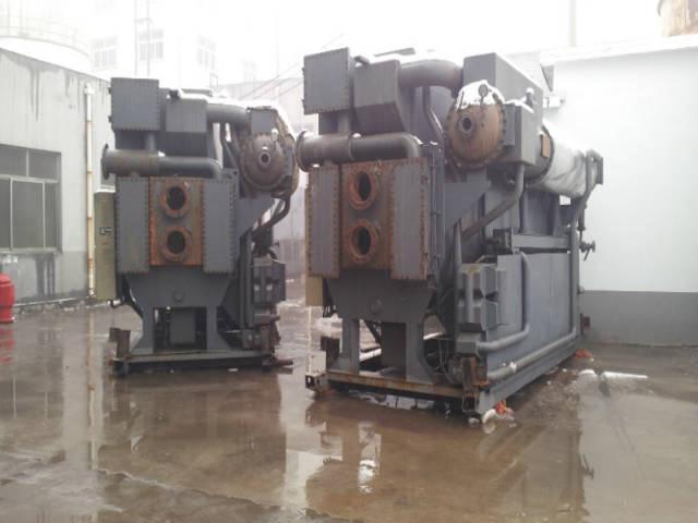高价求购双燃料型溴化锂机组等制冷设备
