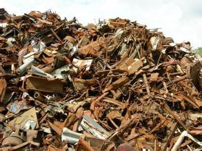浙江臺州廢鋼回收