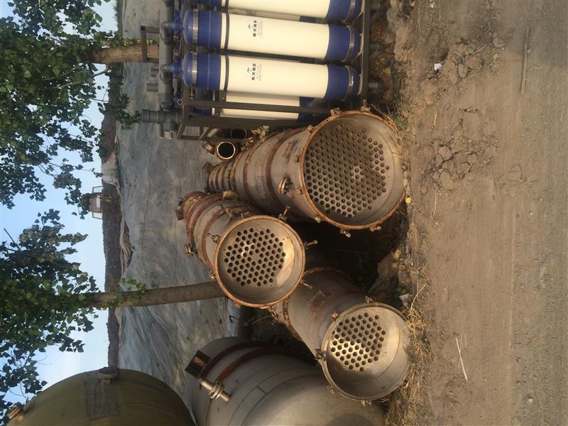 杭州长期收购大量二手冷凝器