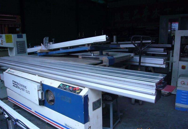 辽宁辽阳二手木工机械回收公司