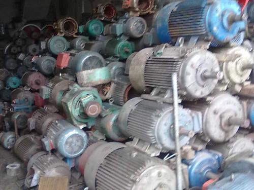 河南长期高价回收电机