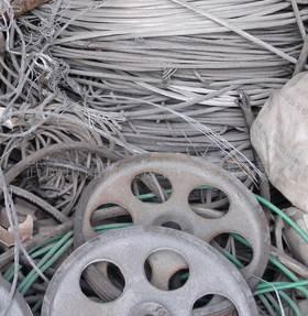 铝合金回收_生铝回收_废旧钢板钢材