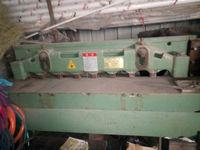 工厂低价转让16吨机械冲床 300型点焊机 机械剪板机