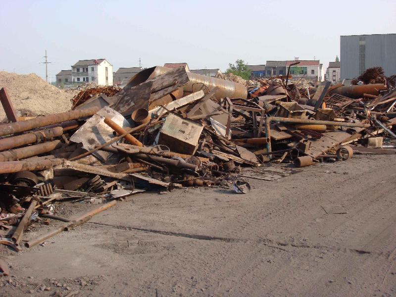 甘肃定西陇西县废钢回收