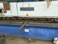 工厂低价转让剪板折弯机