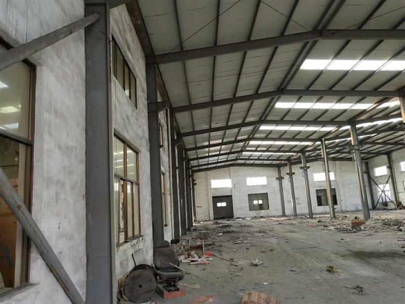 发布新货 二手钢结构出售 出售中