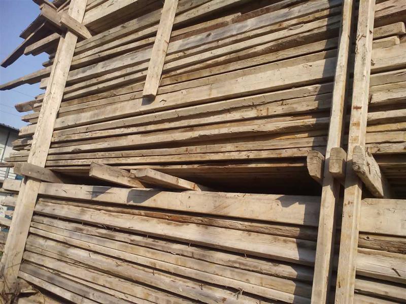 江苏木方模板回收,旧木方回收