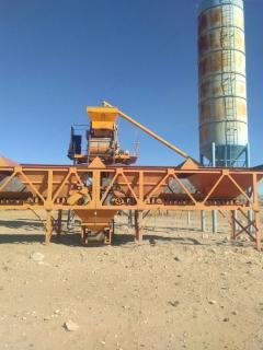 市政工厂急售750砼搅拌站 120千瓦发电机组 砼路面施的全套设备