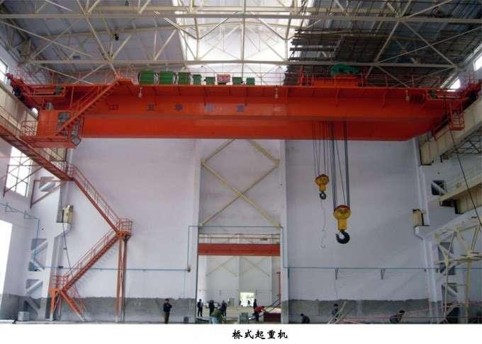 销售二手16吨包厢龙门吊跨度16米外悬2+4米,二手单双梁起重机