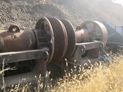 矿厂转让69鄂破 140锤破 2.6米三层振动筛等