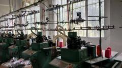纺织厂结业急转袜机 缝头机 定型机
