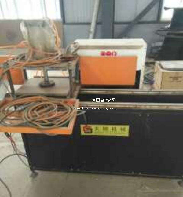 工厂处理塑钢门窗焊机 下料机 V口机