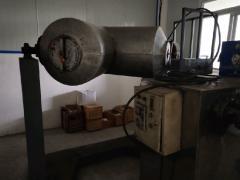 公司急转304不锈钢材质 三维 V式混料机 球磨机 矿石粉碎机
