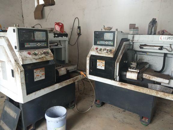 生产经营转型急售4台数控机床