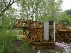 公司低价急转建筑塔吊及建筑 器材