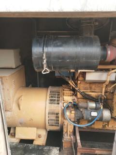 公司转让5台发电机组