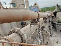 因停建急转年产50万吨水泥厂设备