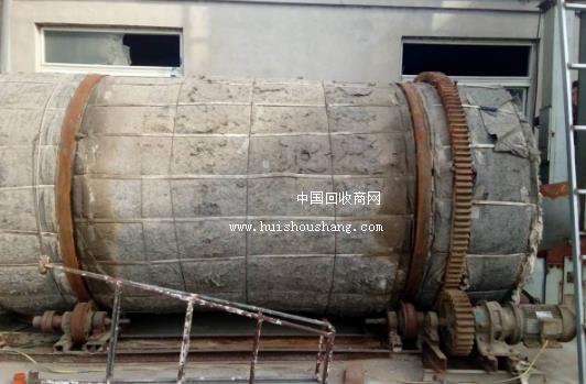 工厂急处理全套三层回转滚筒干燥机 热风炉