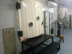 工厂整厂低价处理4台光学真空镀膜机 螺杆式空压机