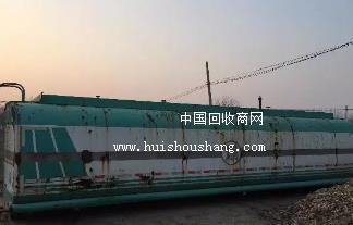 工厂急处理大型8米8汽车油罐