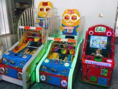游乐园低价处理20台游戏机设备