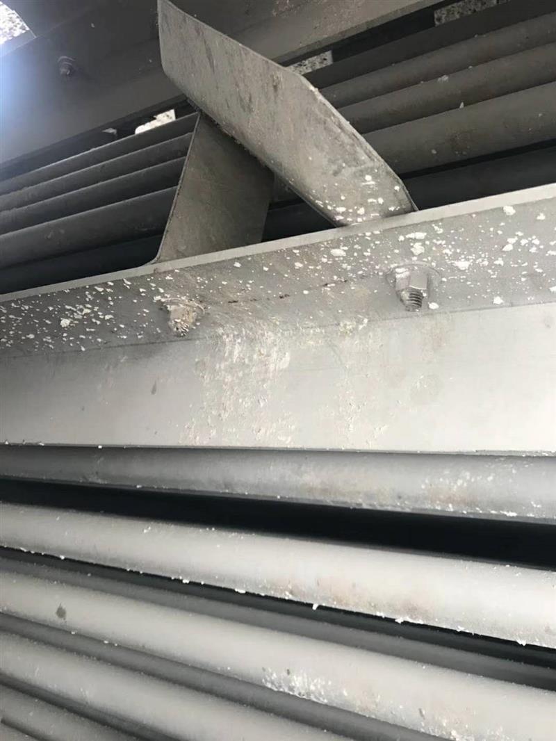 出售二手400平方全不锈钢管束干燥机