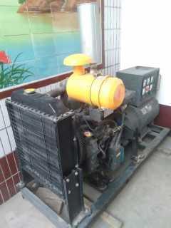 公司低价急售50千瓦发电机组