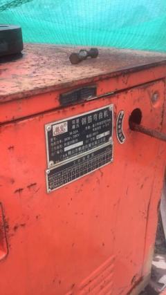 工程结束处理张拉设备 钢筋设备 龙门吊设备 电线电缆 变电箱等设备一批