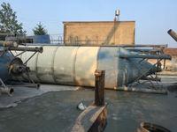 桂林处理2个100吨水泥仓