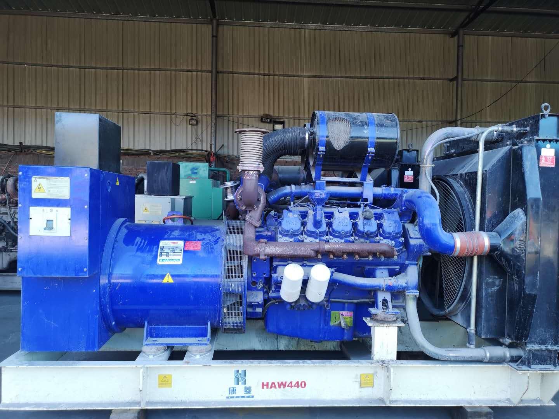 长期回收莆田发电机-莆田二手发电机回收